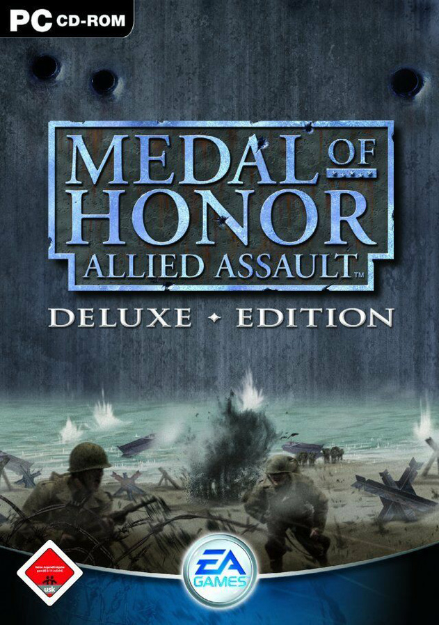 Medal of Honor Deluxe Edition, Allied Assault AddOn