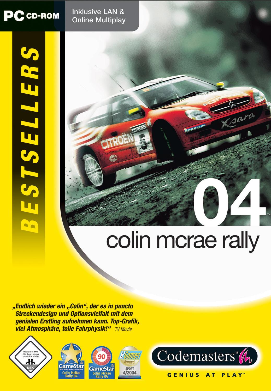 Colin Mc Rae Rally 4.0