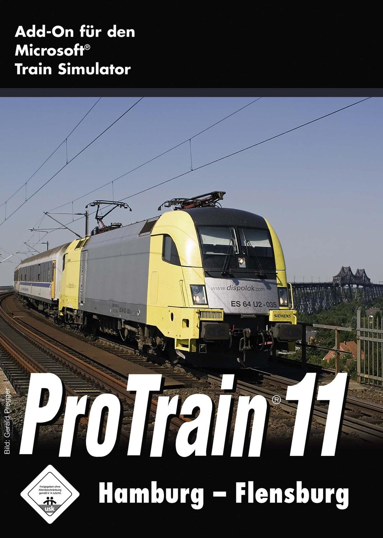ProTrain: 11 Hamburg - Flensburg