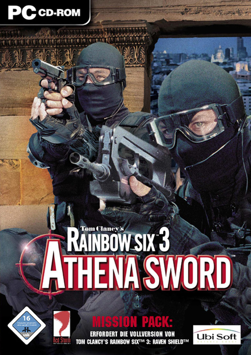 Tom Clancy´s Rainbow Six 3: Athena Sword Mission Pack