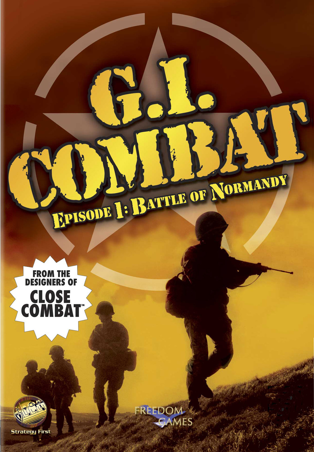 G.I. Combat - Episode 1, Invasion in der Normandie
