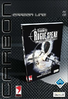 Tom Clancy´s Rainbow Six: Rogue Spear [Platinum Pack Edition, Carbon Line]