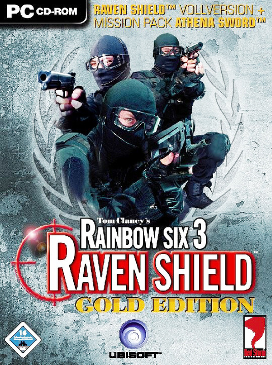 Tom Clancy´s Rainbow Six 3: Ravenshield [Gold Edt.]