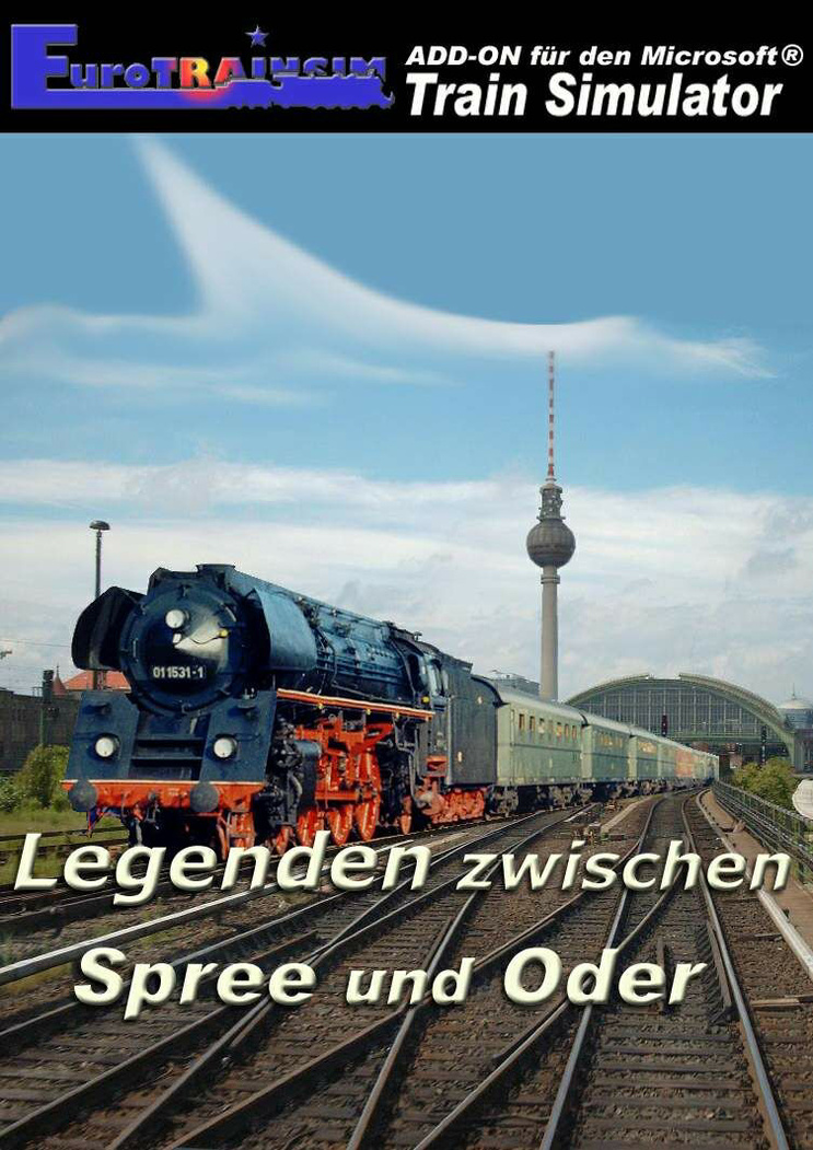 Trainsimulator Eurotrain Spree-Oder