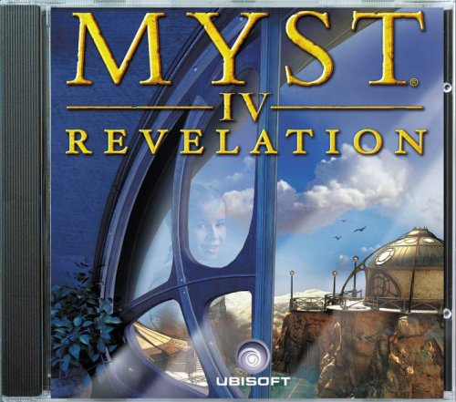 Myst 4: Revelation (PC-DVD)
