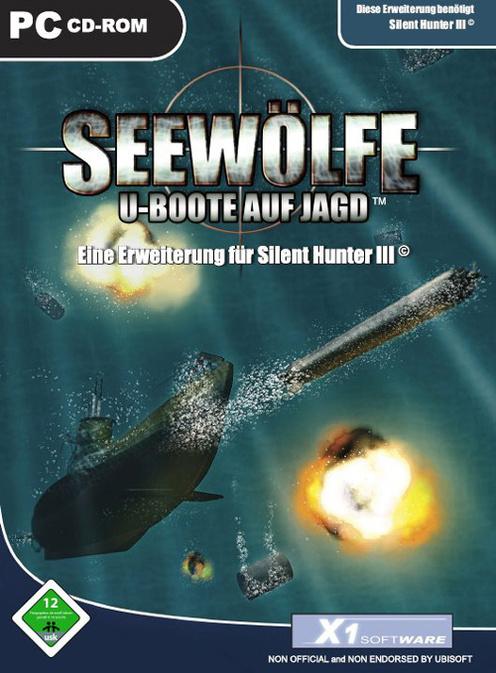 Seewölfe - AddOn zu Silent Hunter 3