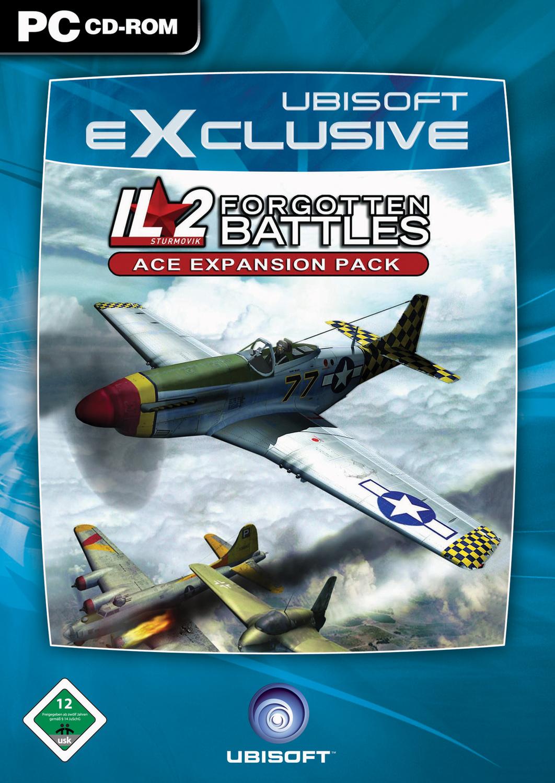 IL-2 Sturmovik Forgotten Battl. Ace Expansion Pack