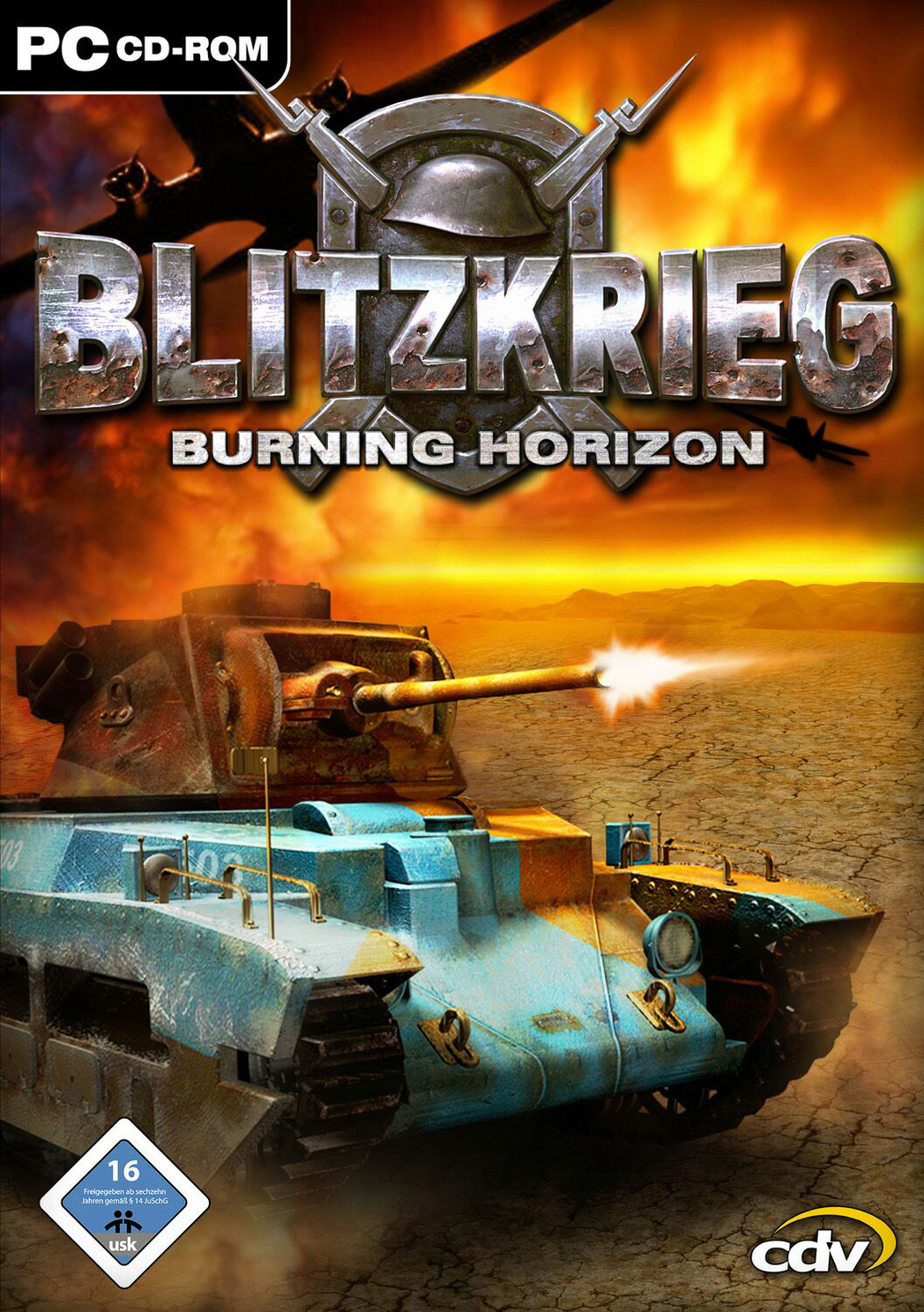 Blitzkrieg: Burning Horizon