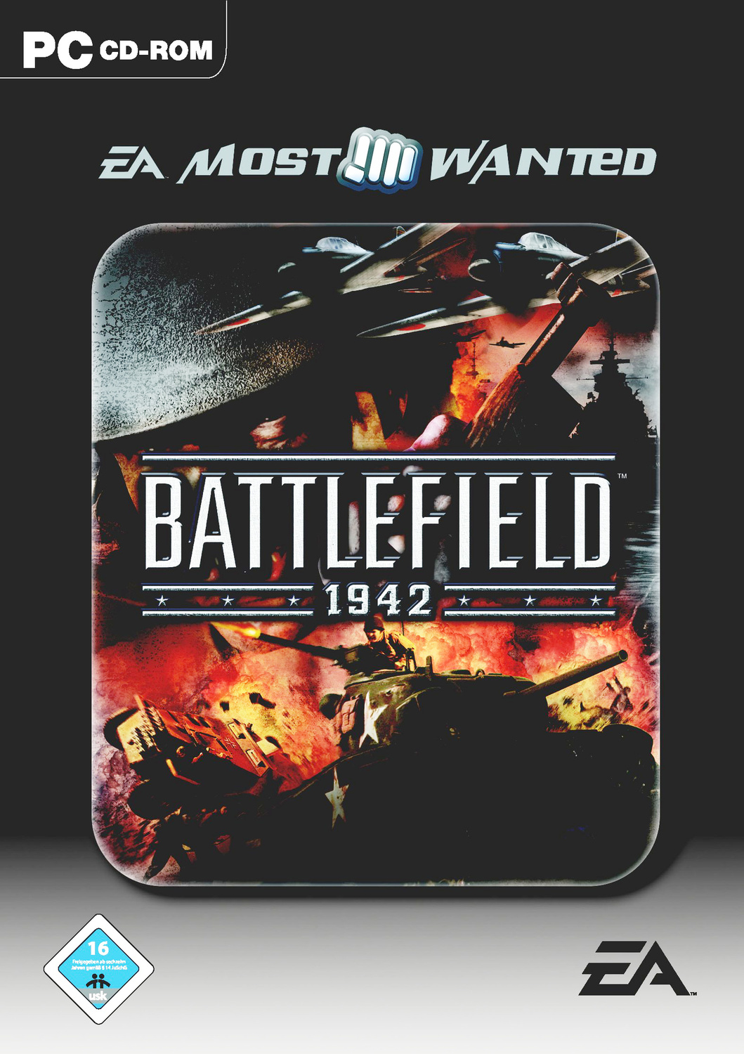 Battlefield 1942 - Most Wanted