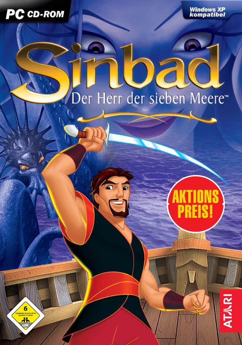Sinbad - Der Herr der sieben Meere - Legend of ...