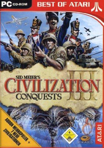 Civilization III: Conquests [AddOn, Best of Atari]