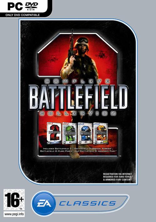 Battlefield 2 Classic