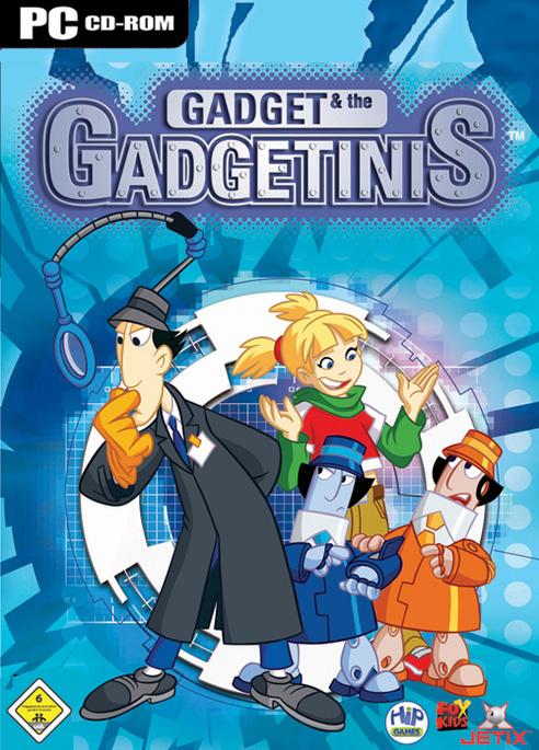 Inspector Gadget & the Gadgetinis