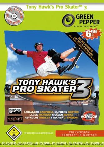 Tony Hawk´s: Pro Skater 3