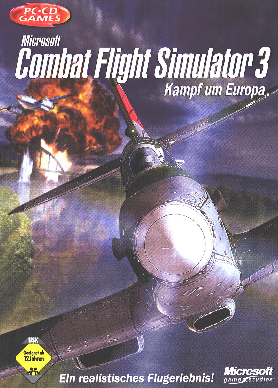 MS Combat Flight Simulator 3 Battle of Europe