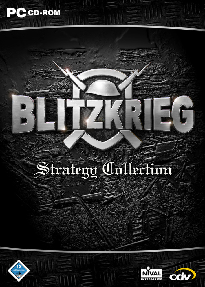 Blitzkrieg Strategy Collection Blitzkrieg Blitz...