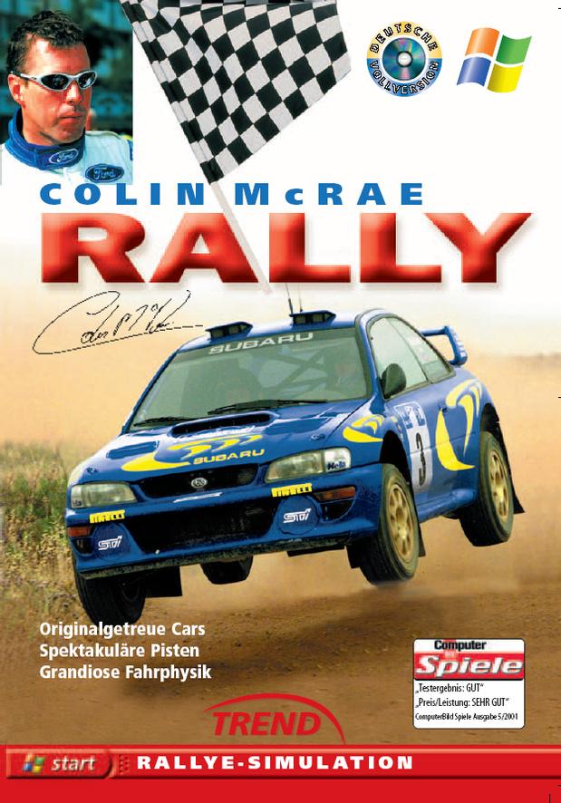 Colin Mc Rae Rally 1.0