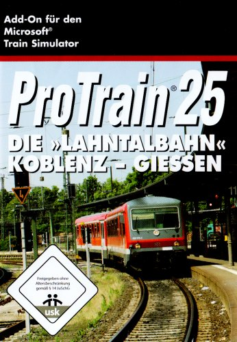 ProTrain 25: Koblenz - Gießen Die Lahntalbahn