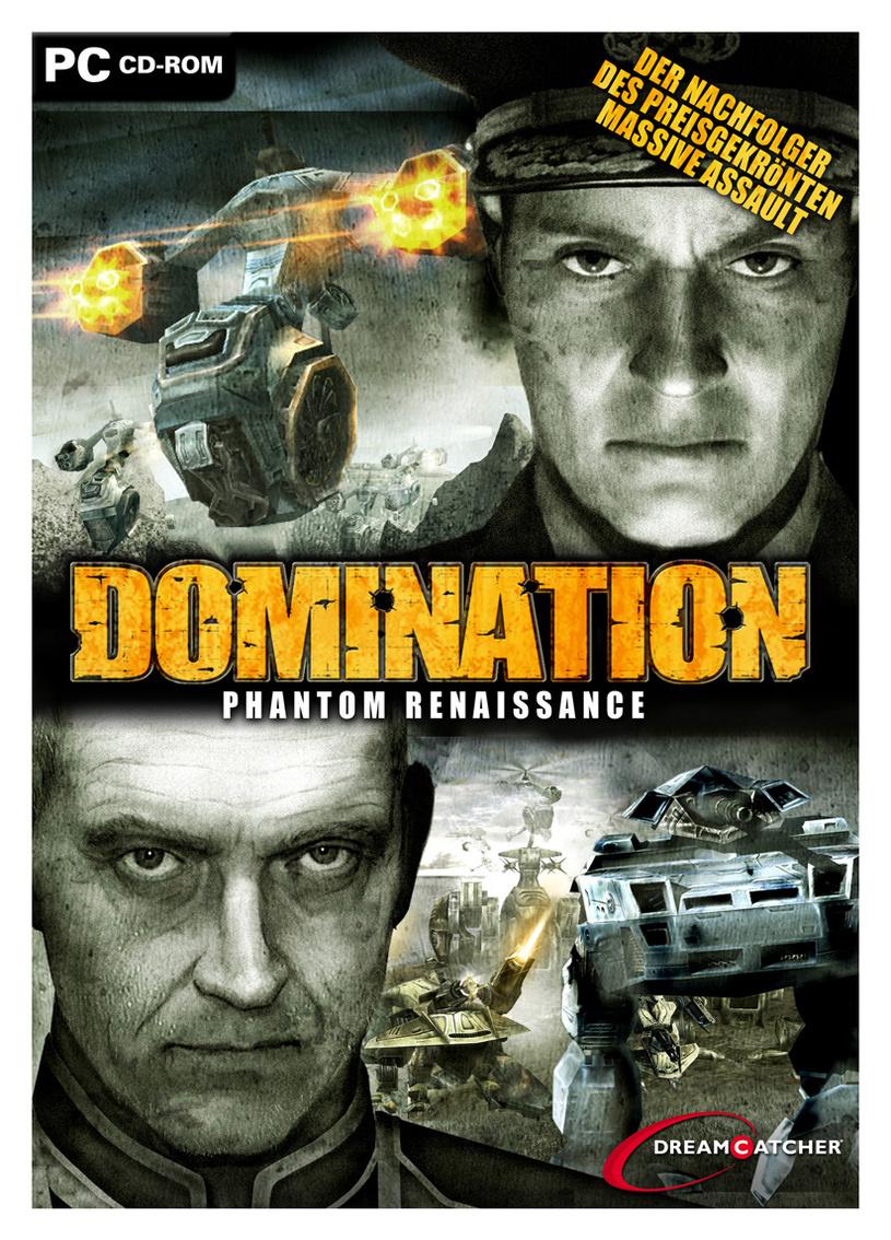 Domination - Phantom Renaissance