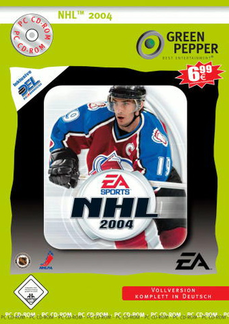 NHL 2004 - Most Wanted