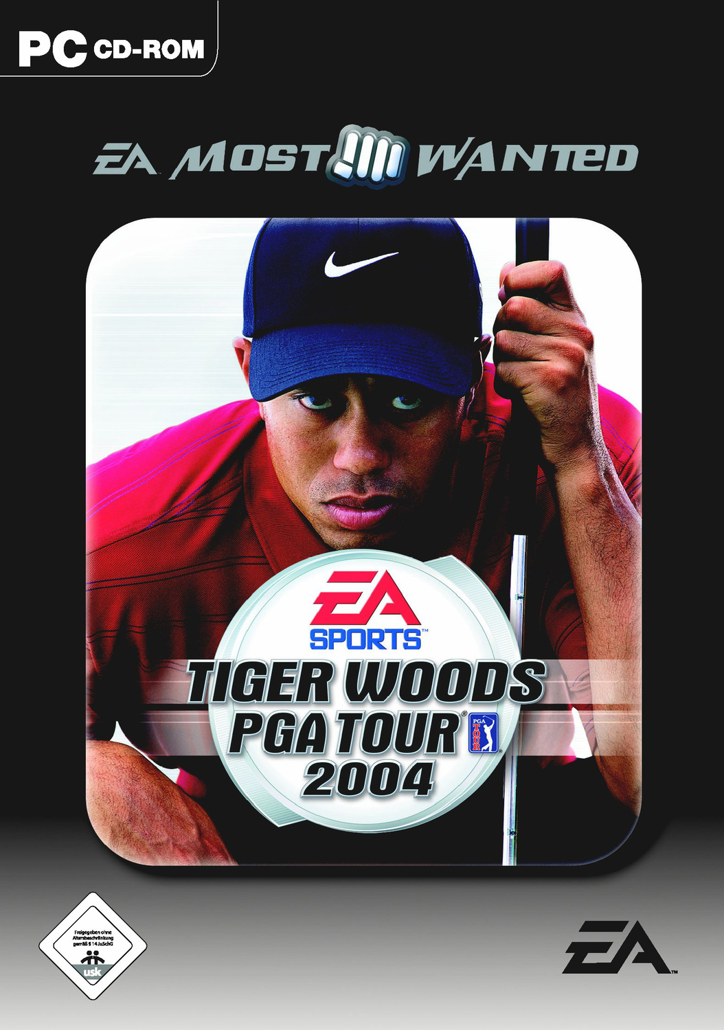 Tiger Woods PGA Tour 04 Most Wanted