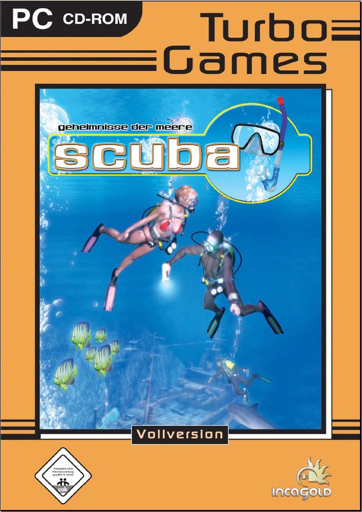 Scuba - Geheimniss der Meere
