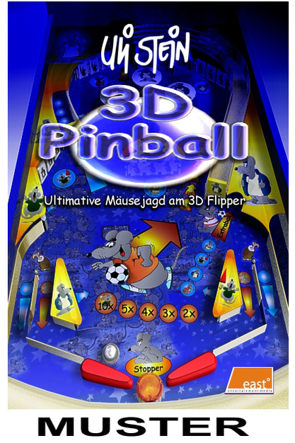 Uli Stein: Pinball