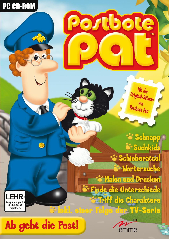 Postbote Pat - Ab geht die Post!