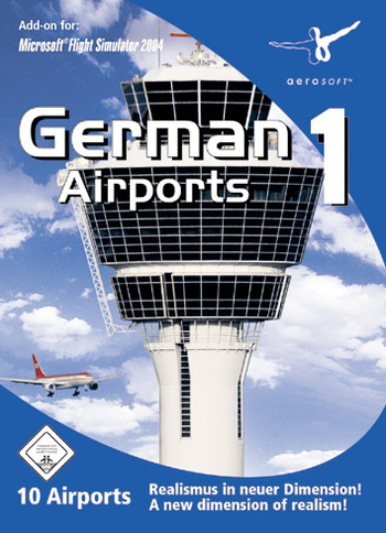 MS FS 2004 AddOn German Airports 1