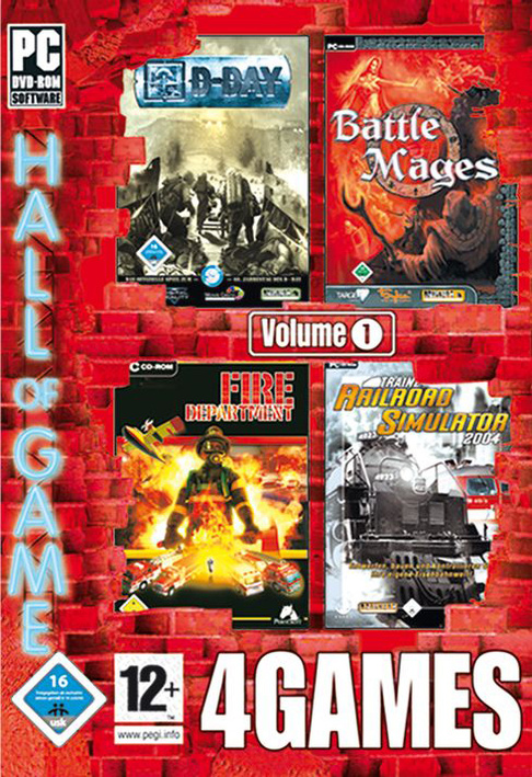 4Games Volume 1