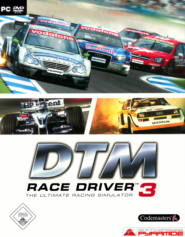 DTM Race Driver 3 (PC-DVD)