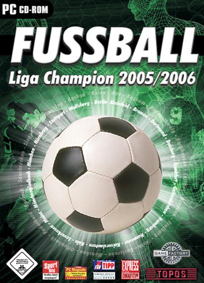 Fussball Liga Champion 2005/2006