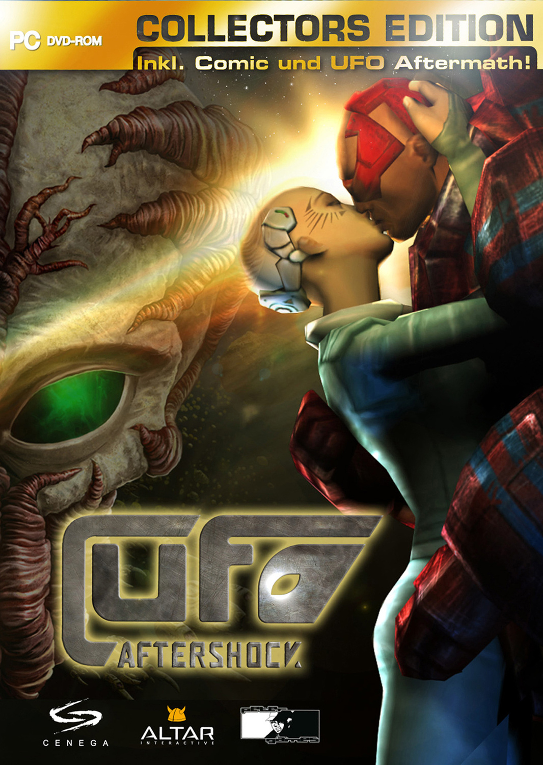 UFO: Aftershock Special Edition