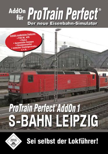 ProTrain Perfect AddOn 1 S-Bahn Leipzig