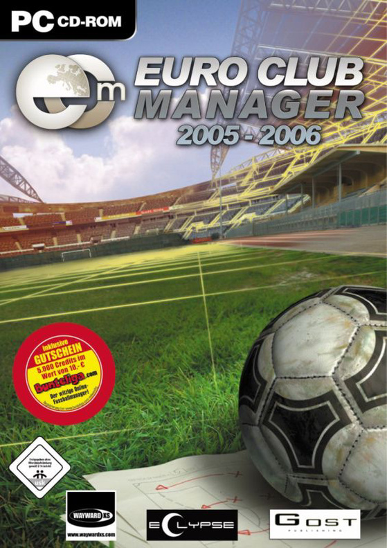 Euro Club Manager 2006 Fußballmanager