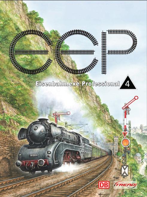 Eisenbahn.exe Pro 4 Metallbox