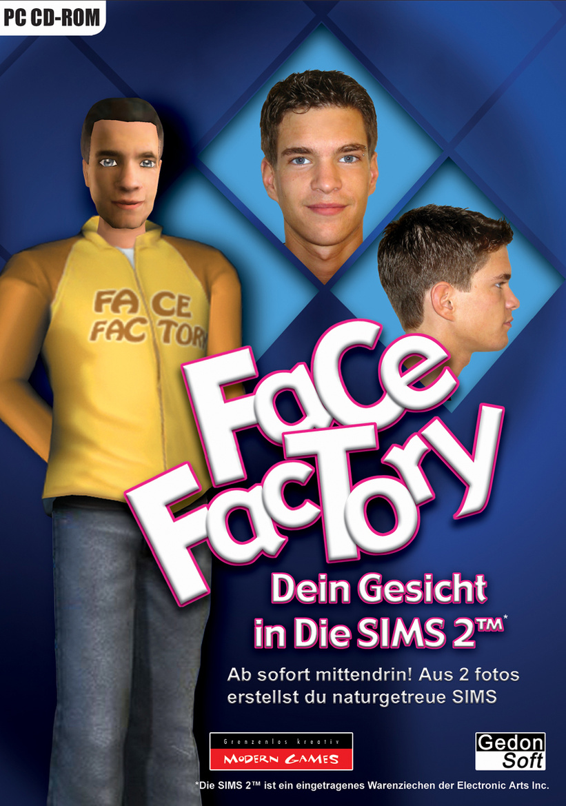Face Factory - The Sims 2 Edition