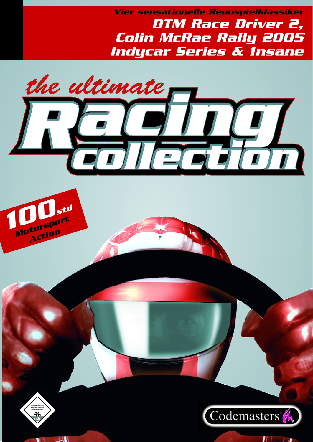 Ultimate Racing Collection-4 Spiele