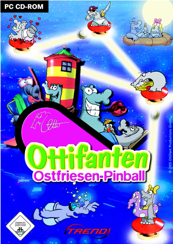 Ottifanten: Ostfriesen Pinball