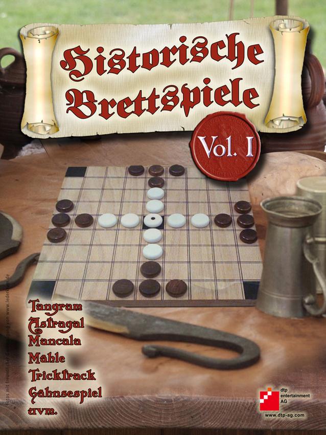 Historische Brettspiele Vol. 1