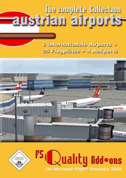 Austrian Airports-The Compl. Coll.