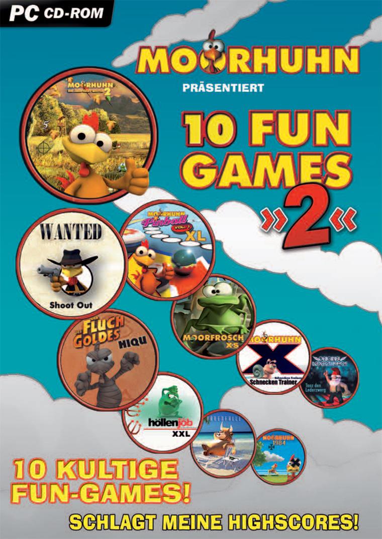 Moorhuhn - 10 Fun Games Vol.2