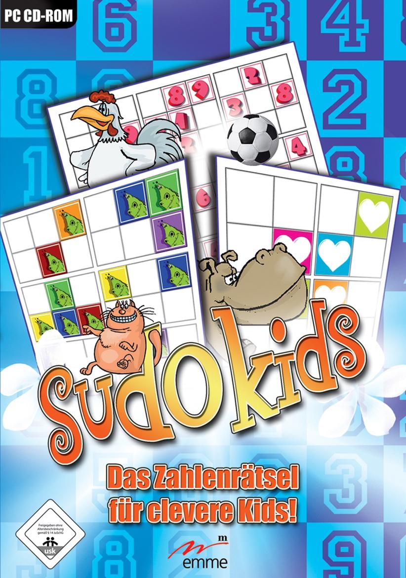 Sudokids: Das Zahlenrätsel für clevere Kids