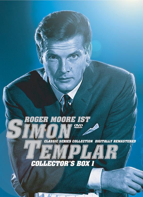 Simon Templar - Staffel 1