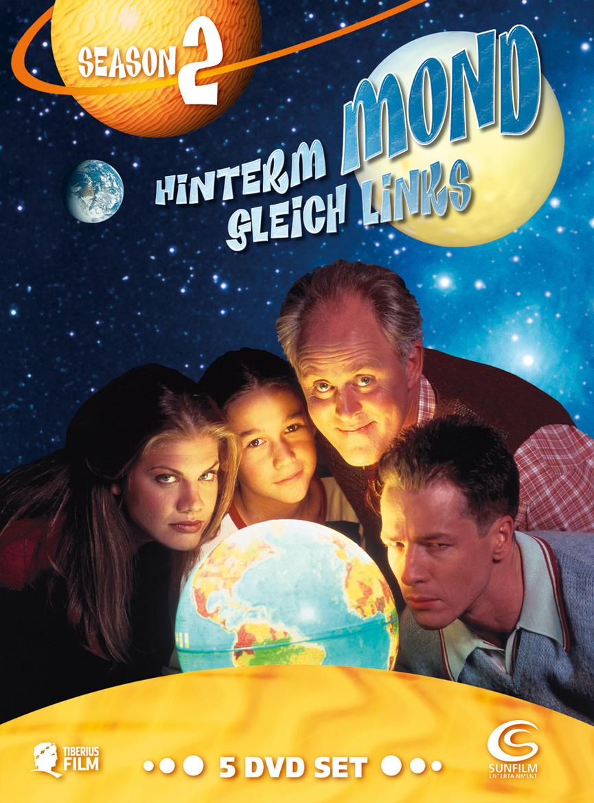 Hinterm Mond gleich links-Season 2 [5 DVDs]