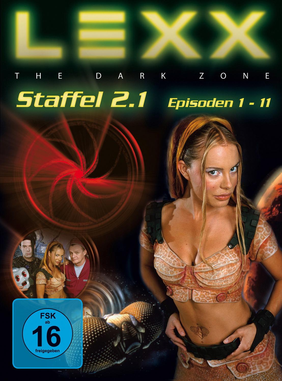 LEXX - The Dark Zone - Staffel 2.1