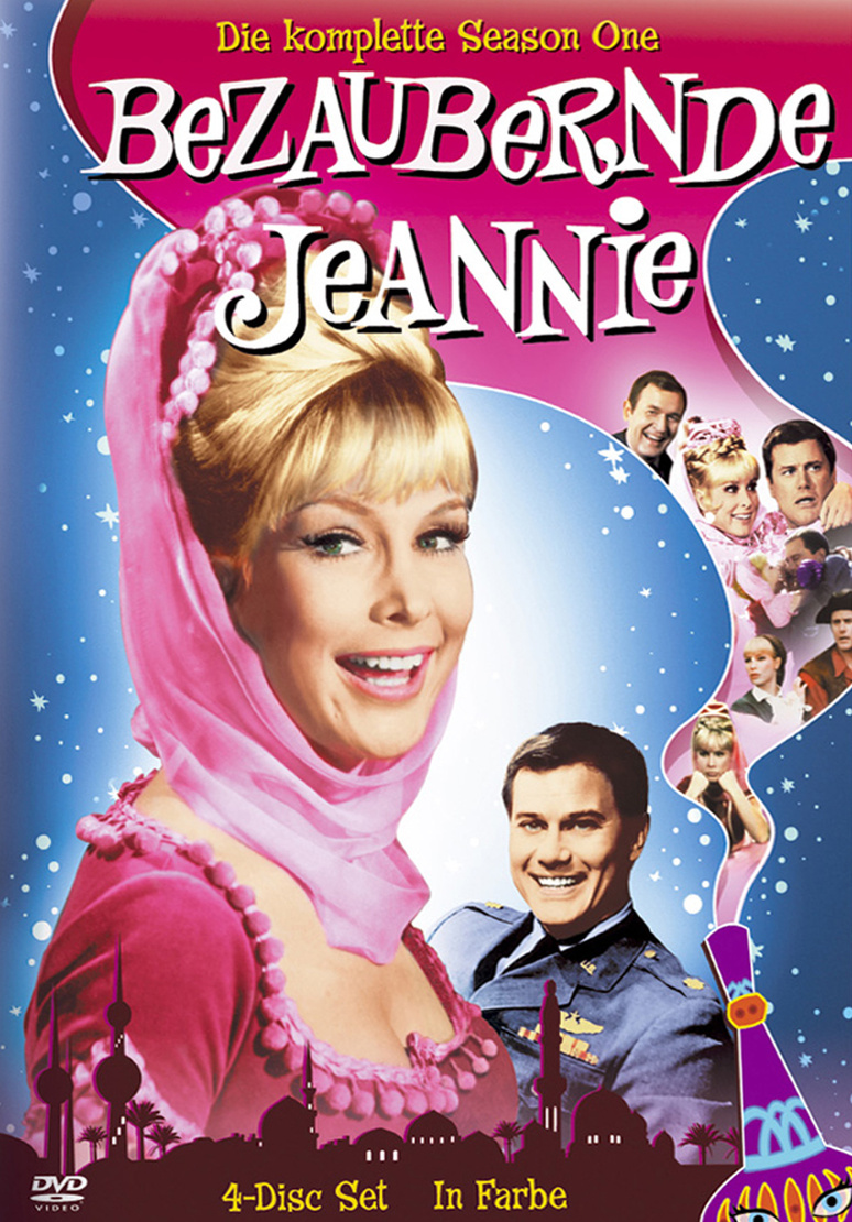 Bezaubernde Jeannie - Season 1