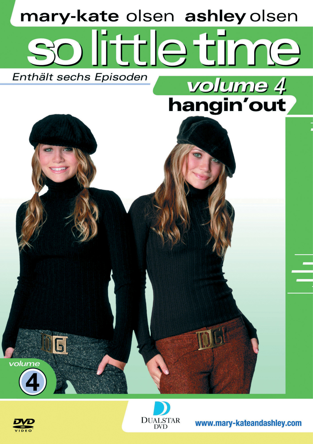 Mary-Kate & Ashley:So little Time 4 Hangin´ Out