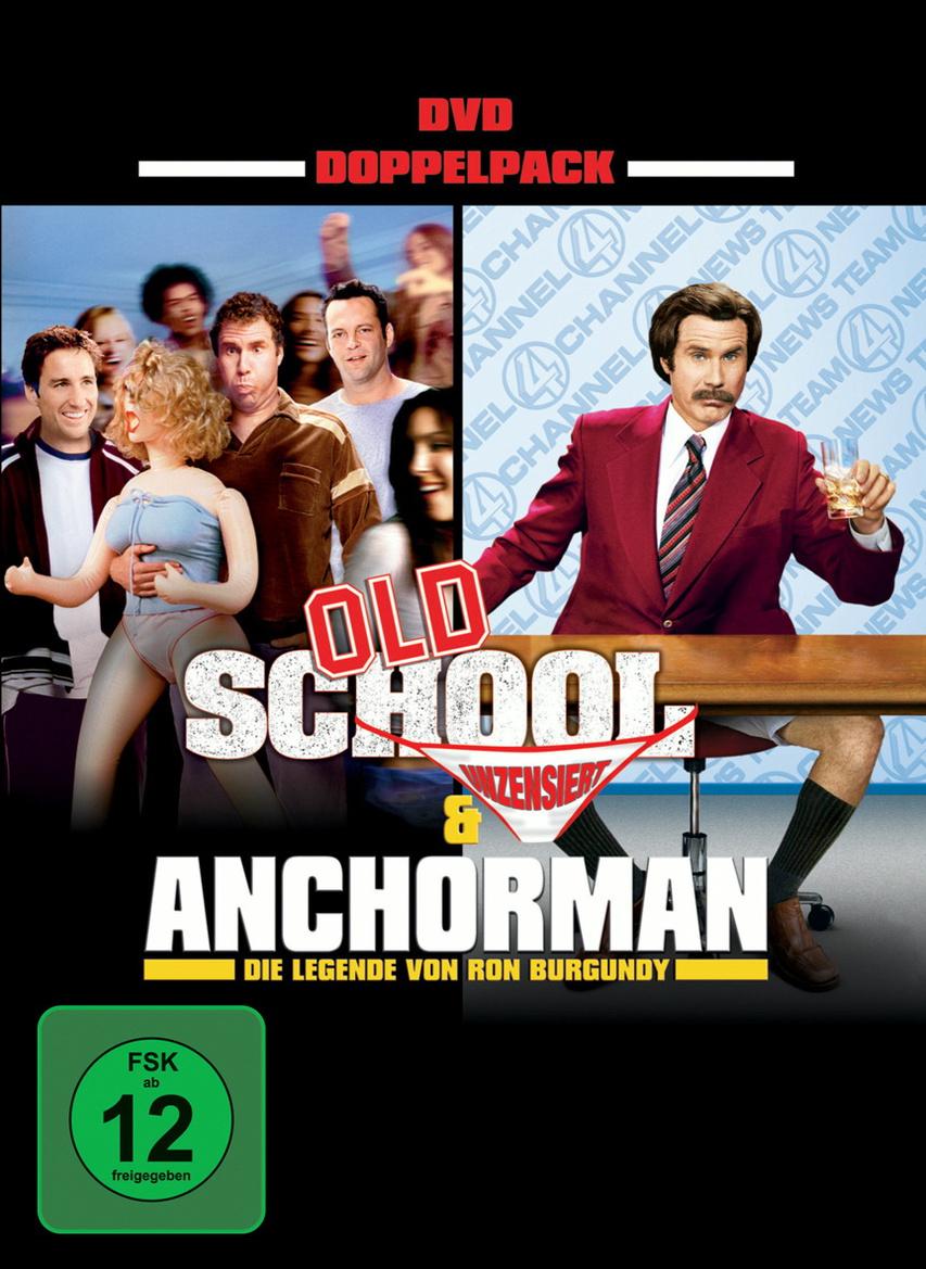 Old School / Anchorman