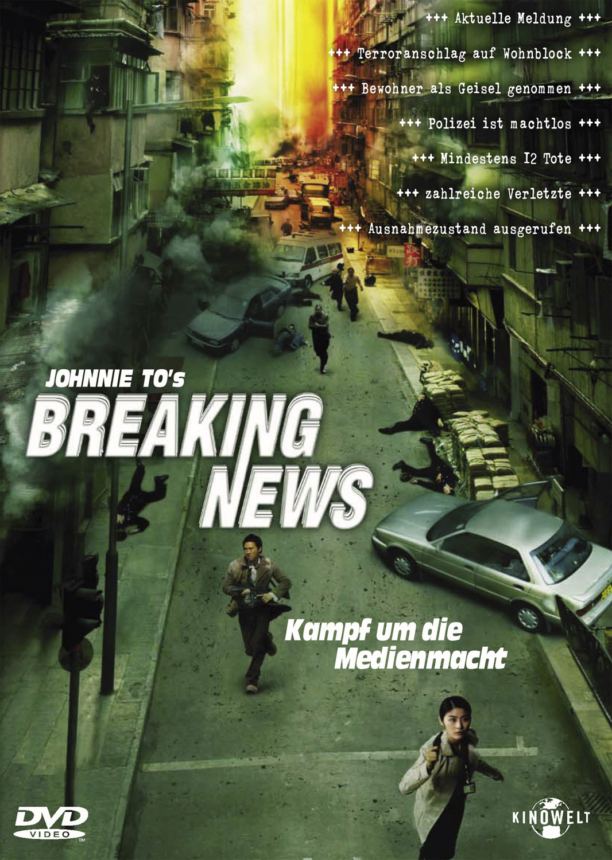 Breaking News Kampf um die Medienmacht